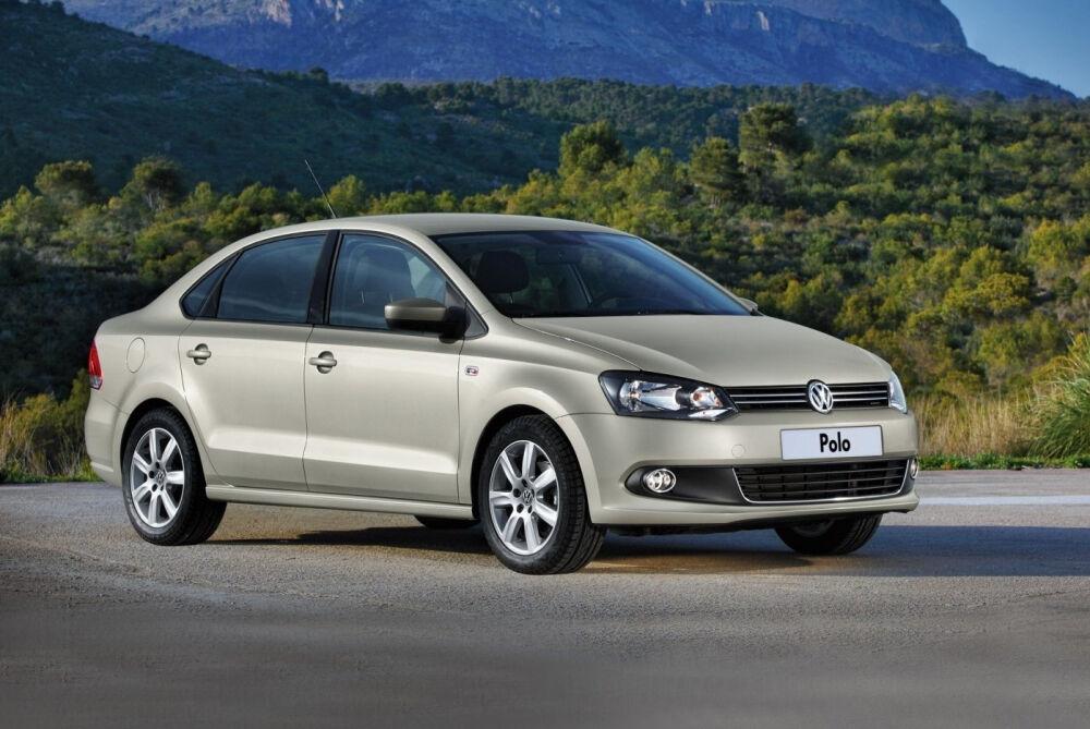 Volkswagen Polo Sedan - цены, отзывы, характеристики Polo Sedan от ...