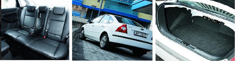 форд фокус 2 2006 года технические характеристики