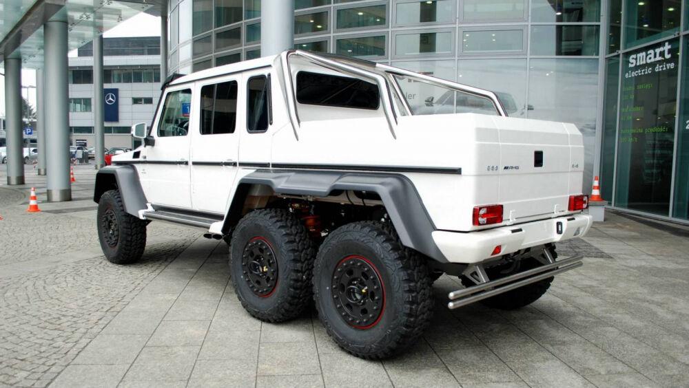 gelandewagen 6x6