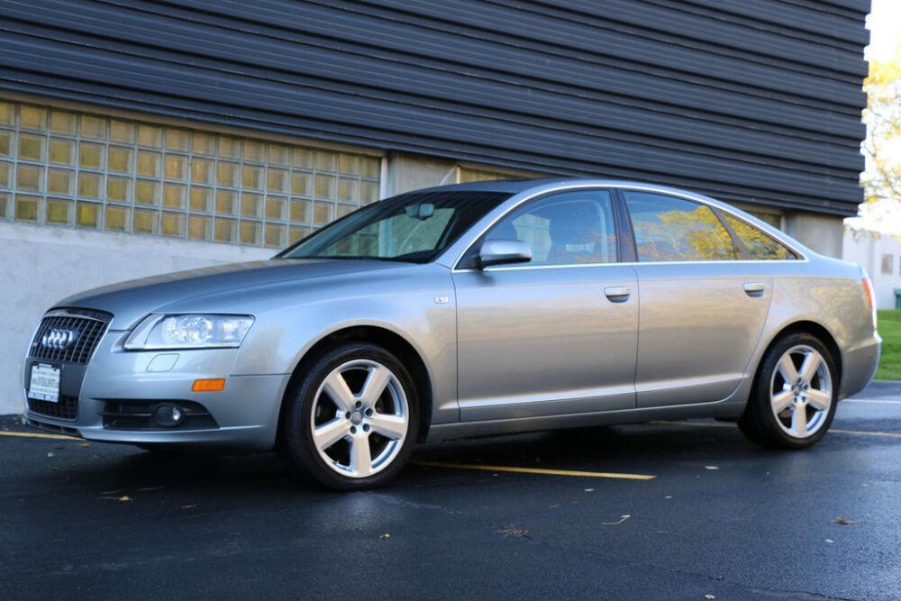 2008 Used Audi A6 4dr Sedan 3.2L quattro at Universal Imports of ...