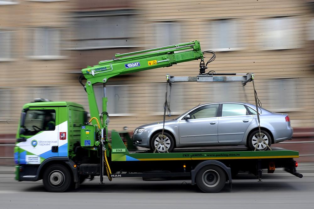 опротестовать штраф за парковку