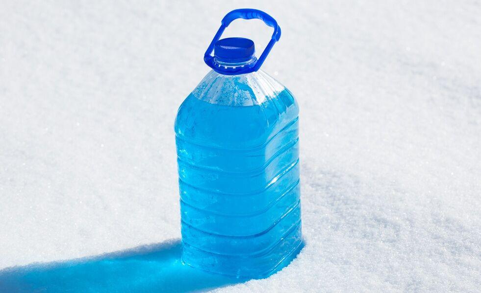 производство незамерзающей жидкости
