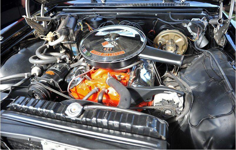 Chevrolet Impala 1967 - купить, фото, характеристики   АвтоБелявцев ...
