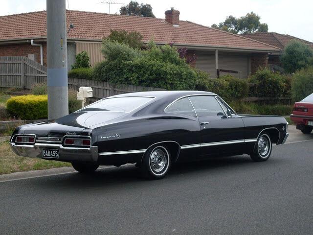 Chevrolet Impala 1967 - описание, характеристики, фото