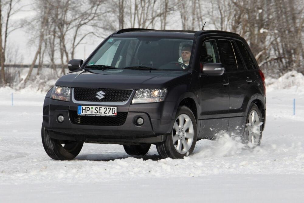 Suzuki Grand Vitara 5-ти дверный - цены, отзывы, характеристики ...