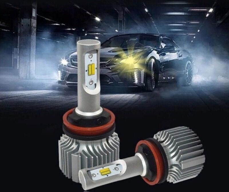 обзор светодиодных ламп для авто