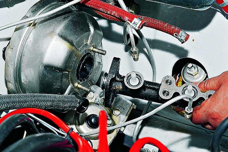 Ремонт тормозной системы в РусАвто