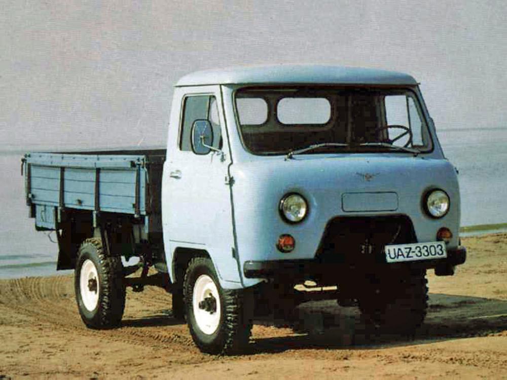 Технические характеристики УАЗ (UAZ) 3303 330394 2 дв. бортовой ...