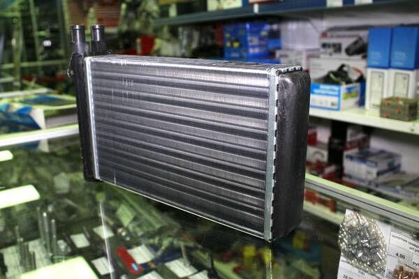 замена радиатора печки калина со снятием панели