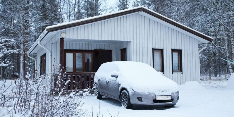 как открыть замерзший замок автомобиля