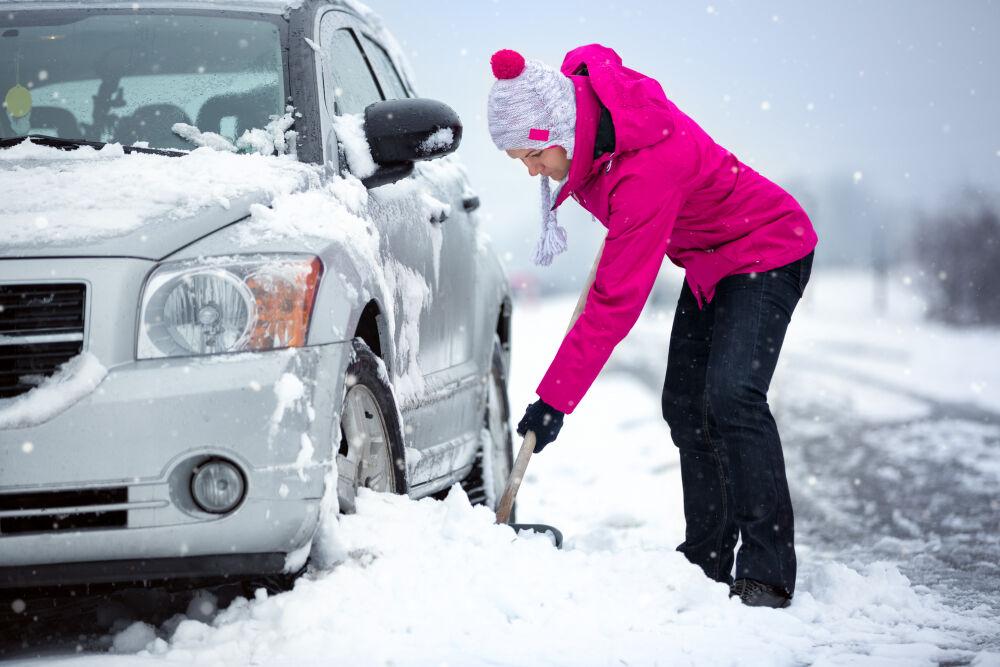 Советы ГАИ: как подготовить автомобиль к зиме