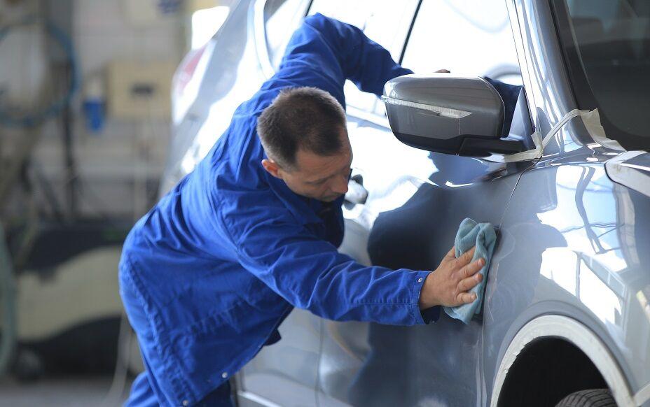 Как зимой сохранить кузов автомобиля