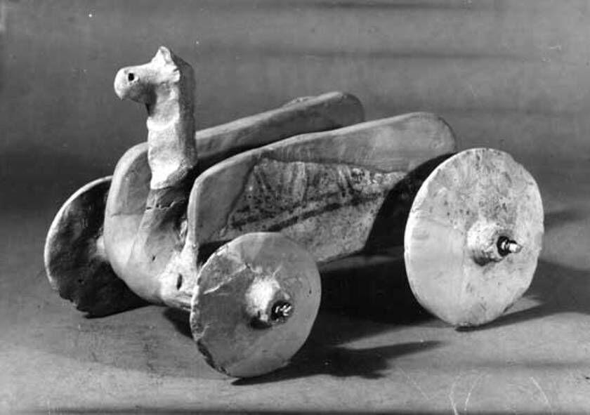 кто изобрёл колесо / кто изобрел колесо