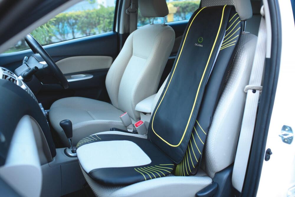 массажная накидка на автомобильное кресло (главный ключ)