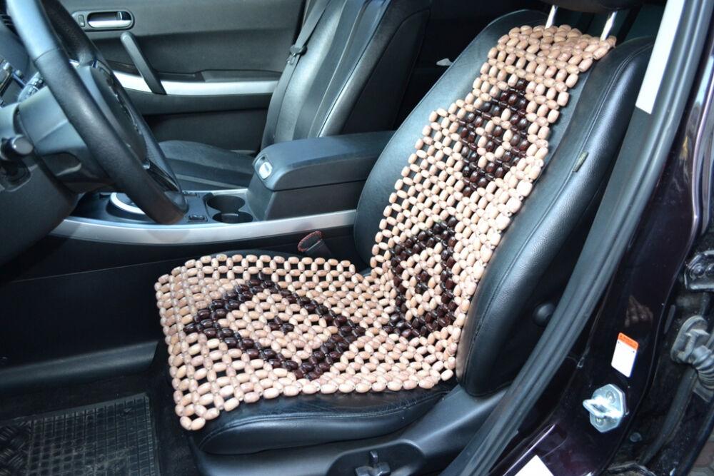 массажер на сиденье автомобиля