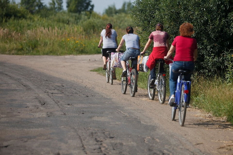 обязанности велосипедиста (главный ключ)
