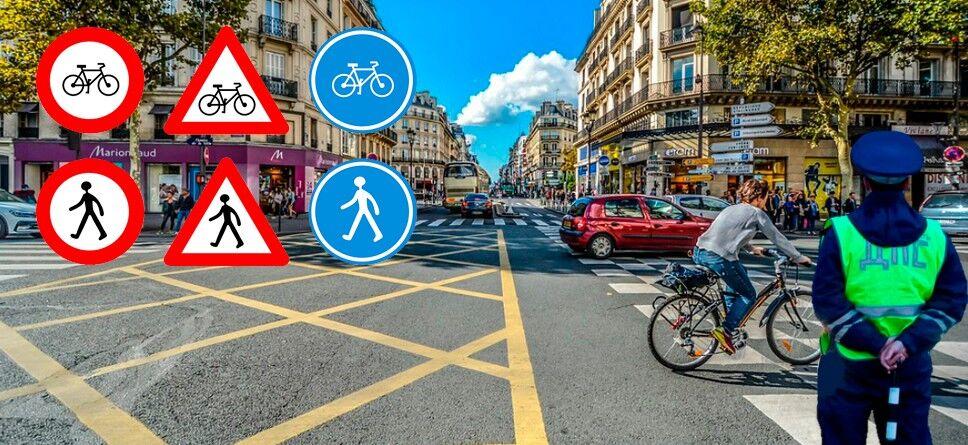 ПДД для велосипедистов 2019 в вопросах и ответах