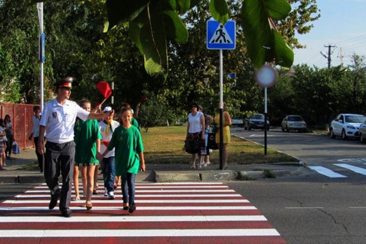 правила пдд для пешеходов