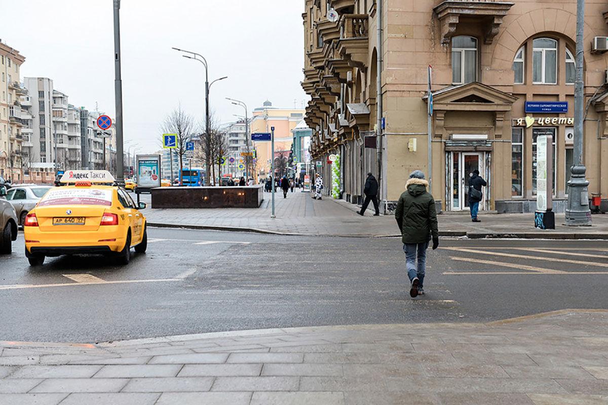 правила дорожного движения для пешеходов для детей