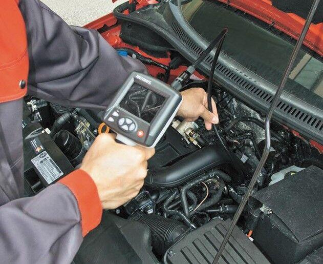 Автомобильные эндоскопы для диагностики двигателей на автосервисе