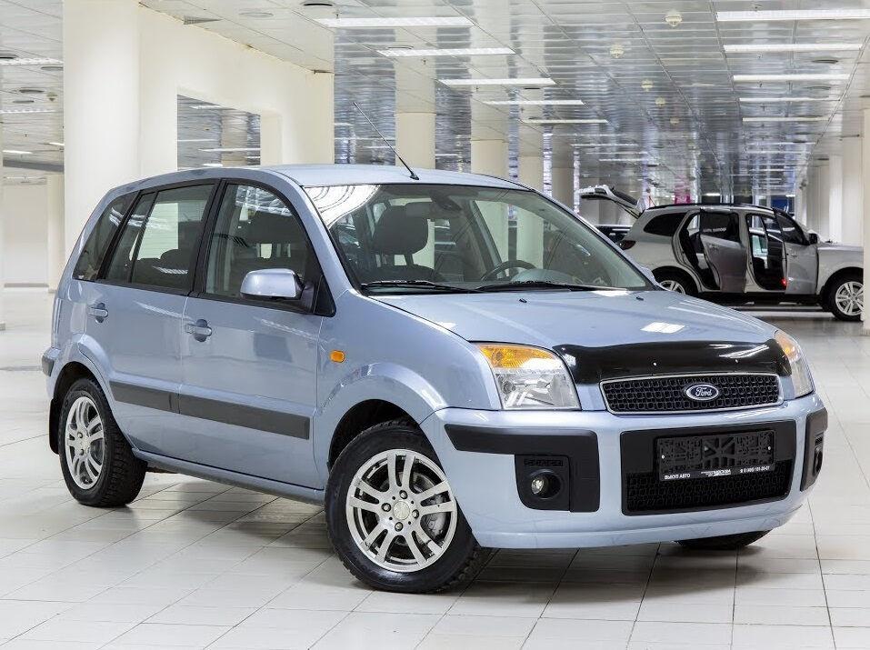 форд фьюжн технические характеристики