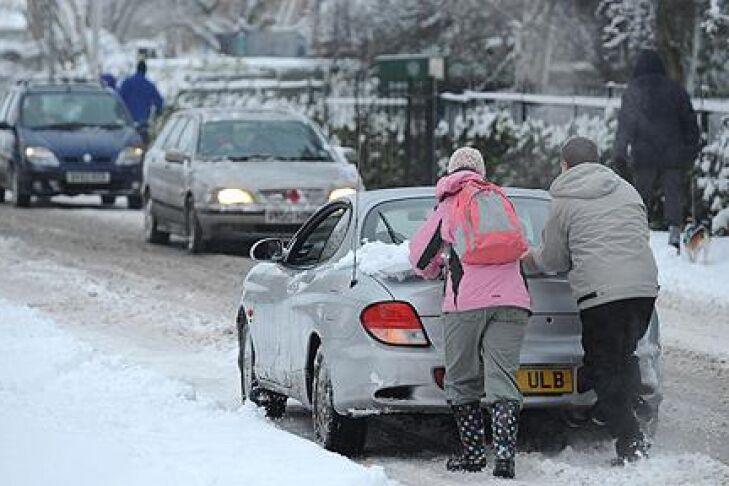 Машина не заводится в мороз – что делать?