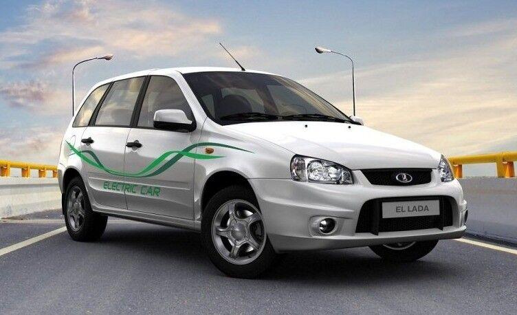 Лада Эллада EL фото электромобиля технические характеристики отзывы владельцев