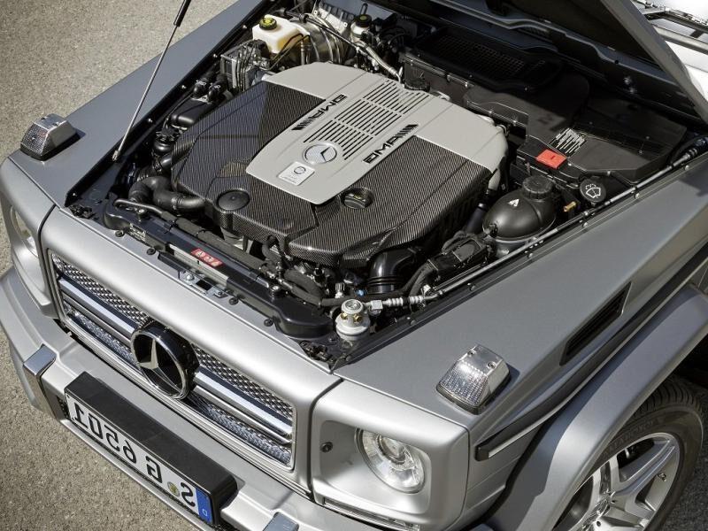 гелендваген g65