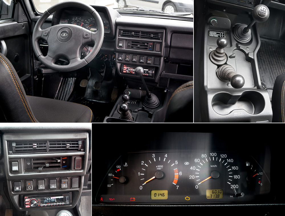 Lada 4×4 Urban: новые бамперы, старые проблемы – Новости – ЛАДА ...