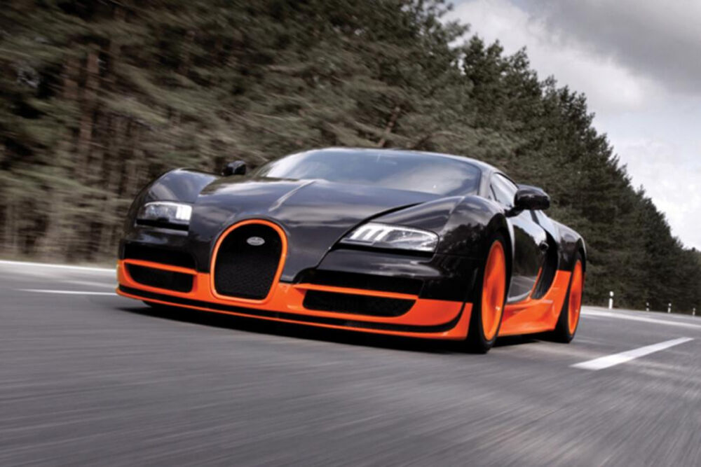 A-Z Supercars: Bugatti Veyron Super Sport | Evo