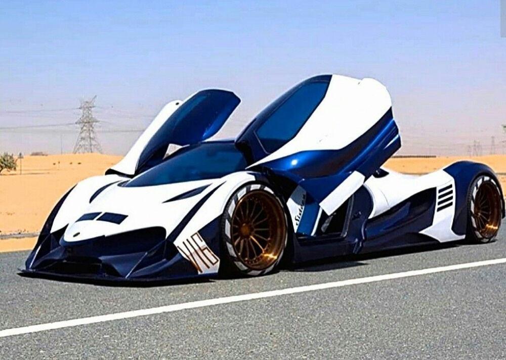 самая большая скорость машины в мире