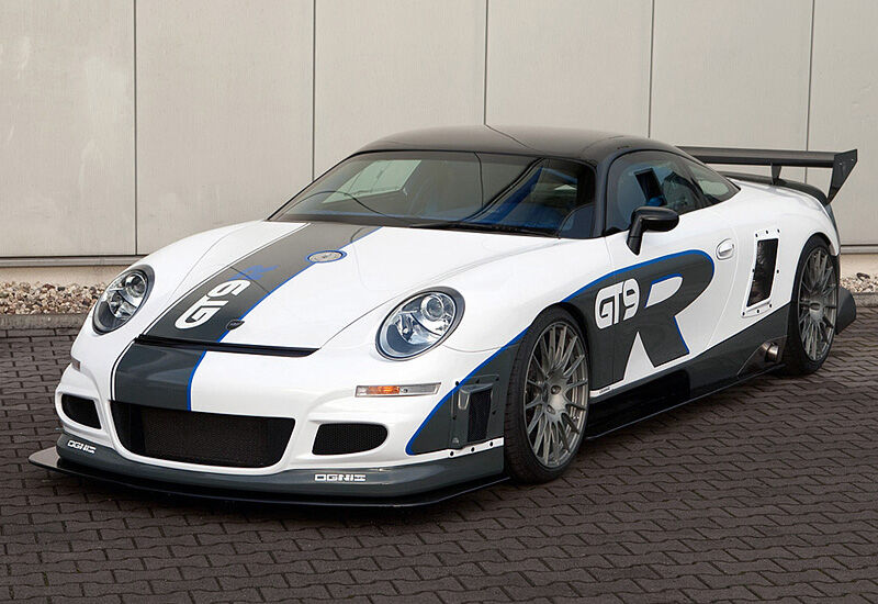 2009 9ff GT9-R Porsche - характеристики, фото, цена.