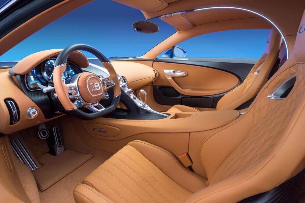 Bugatti's $2.6 million supercar has diamonds in the speakers - The Verge