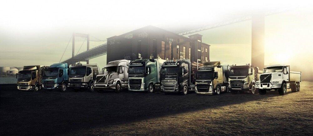 Грузовики Volvo