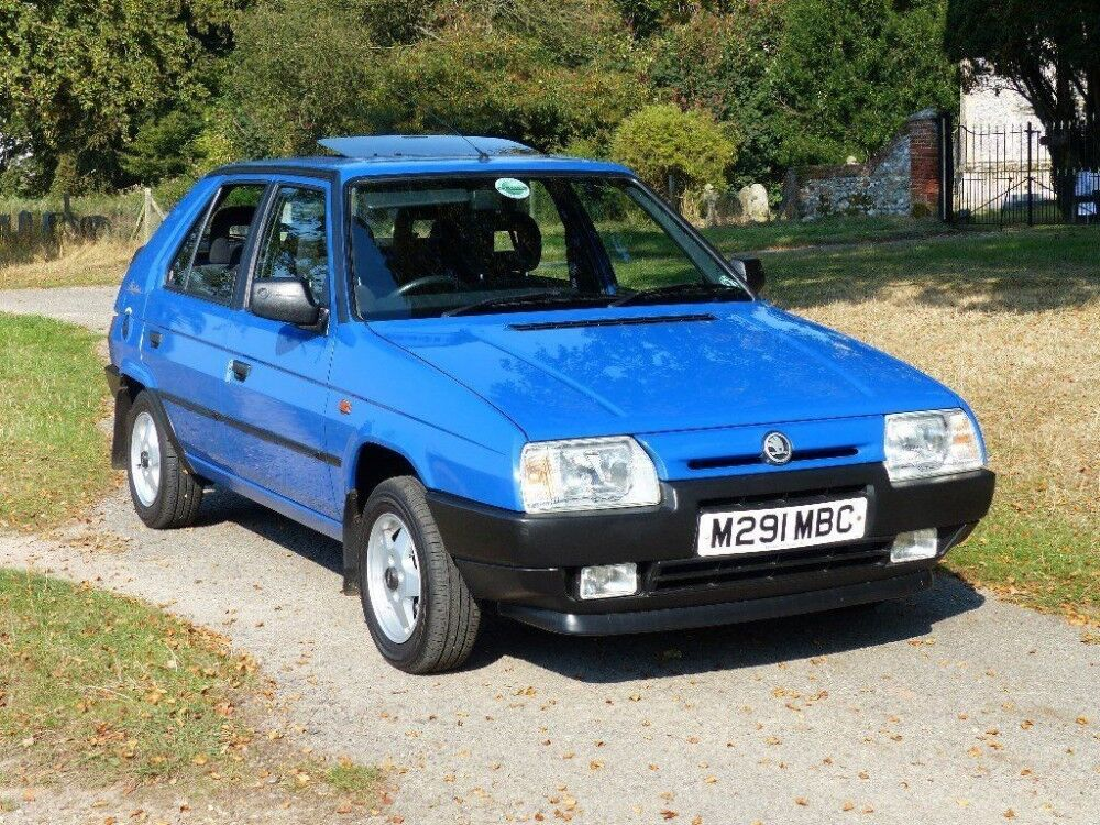 Very reluctant sale of my Skoda Favorit | in Norwich, Norfolk | Gumtree