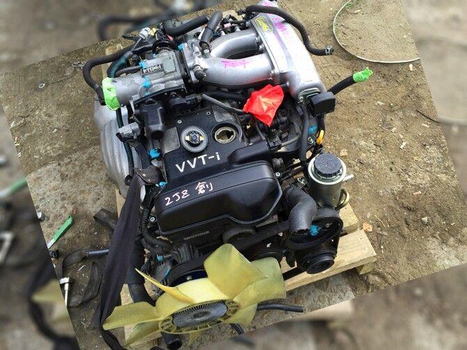 Двигатель 2JZ-GE