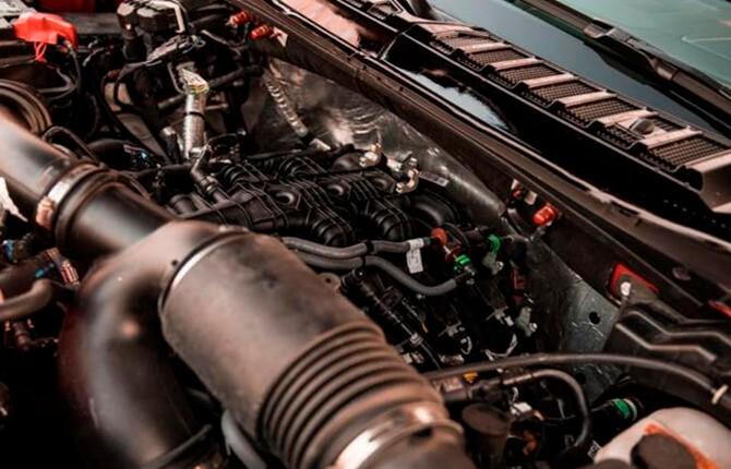 Силовой агрегат F-150