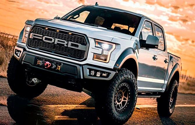 Обновленный пикап Ford F-150 - отзывы владельцев