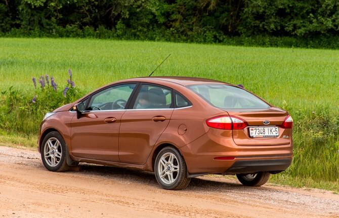 Всемирный бестселлер Форд Фиеста (Ford Fiesta) - обзор популярного авто