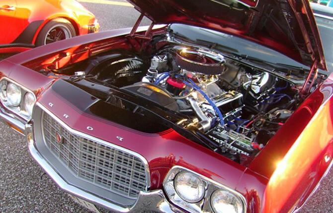 Легенда американского автопрома Форд Гран Торино - обзор удивительной машины