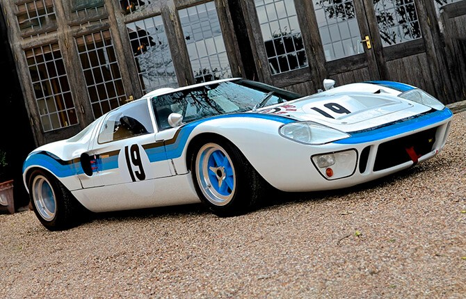 Ford GT-40 тюнинг